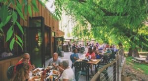 7 Outdoor Restaurants In Montana You'll Want To Visit Before Summer's End