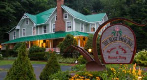This Historic North Carolina Farmhouse And Inn Has Been Welcoming Guests Since The 1800s