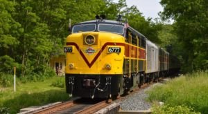 There's A BBQ Train Ride Happening Near Cleveland And It's As Delicious As It Sounds