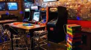 This Classic Arcade Bar In Tennessee Will Take You Back To Your Childhood