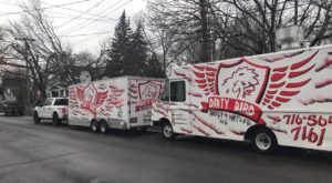 Chase Down This Buffalo Food Truck For The Best Chicken And Waffles You've Ever Tasted