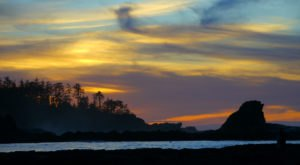 This Beautifully Serene Beach Is One Of The Most Spectacular Hidden Gems In Oregon