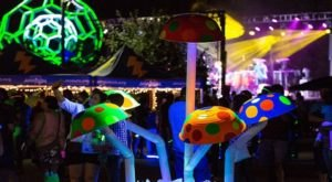 Light Up The Night At Arkansas' Insanely Fun Illuminated Wonderland