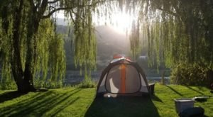 This Riverside Campground In Idaho Is About To Become Your New Happy Place