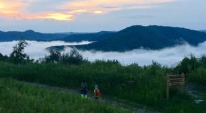 The Unique Kentucky Trail That Takes You To The Top Of The World
