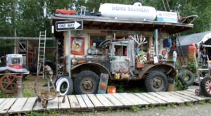 The Quirky Market In Alaska Where You'll Find Terrific Treasures