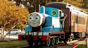 The Storybook Train Ride In North Carolina Your Whole Family Will Love