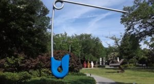 This Sculpture Park In New Orleans Is Perfect For Your Next Outing