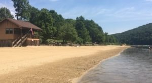 Sink Your Toes In The Sand At The Longest Beach In Pennsylvania