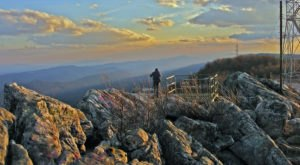 The Breathtaking Overlook In Maryland That Lets You See For Miles And Miles