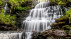 There's A Hidden Oasis Waiting For You At The End Of This Tennessee Trail