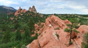 The Magnificent Trail In Colorado That Will Lead You To A Hidden Overlook