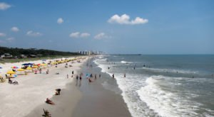 The One U.S. Beach Where Swearing Could Cost You A $500 Fine