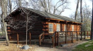 This River Cabin Resort In North Dakota Is The Ultimate Spot For A Getaway