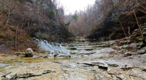 This Gorge In Tennessee Is So Hidden You'll Probably Have It All To Yourself