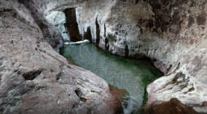This Hidden Hot Spring In Arizona Will Take You A Million Miles Away From It All