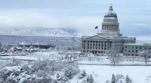 You'll Be Pleased To Hear That Utah's Upcoming Winter Is Supposed To Be Warmer Than Normal
