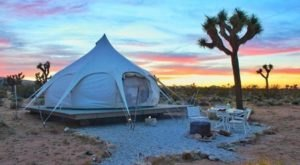 The One-Of-A-Kind Campground In Southern California That You Must Visit Before Summer Ends