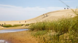 You'll Love Exploring The Largest Natural Sand Dune On The East Coast In North Carolina