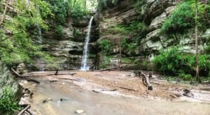 The Ultimate Bucket List For Anyone In Illinois Who Loves Waterfall Hikes