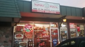 The Little Hole-In-The-Wall Restaurant That Serves The Best Pizza In Illinois
