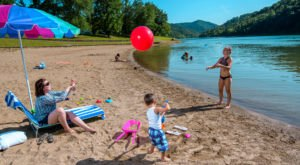 The Underrated Sandy Beach In Kentucky You Absolutely Need To Visit