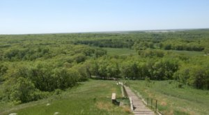 Sullys Hill In North Dakota Takes You Above The World