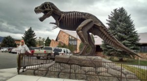 The Nation's Largest Mammoth Is Hiding In A Wyoming Museum And It's Truly Amazing