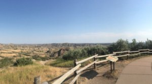 The Breathtaking Overlook In North Dakota That Lets You See For Miles And Miles