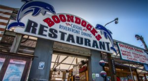 A Tiny Crab Shack Hidden In Florida, Boondocks Is A Gem For Fresh Seafood