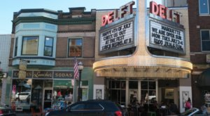 This Converted Movie Theater Is Now One Of Michigan's Most Wonderful Restaurants