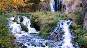 The Ultimate Bucket List For Anyone In South Dakota Who Loves Waterfall Hikes