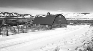There's Something Special About These 9 Wyoming Farms From The Past
