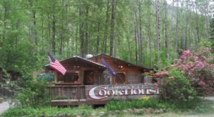 A The Day At This Gold Rush Town In Alaska Is A True Adventure