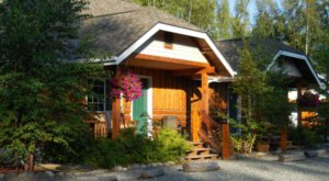 A Stay At These Charming Cabins In Alaska Will Complete Your Summer