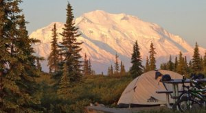 This Fairy Tale Campground In Alaska Is Like Something From A Dream