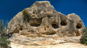 There's A City Of Caves In This Northern California Park And It's Extraordinary