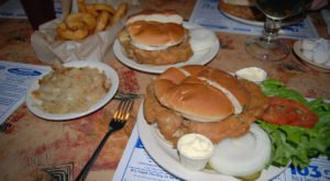Few People Remember This Freaky Sandwich That Can't Be Found In Illinois Anymore