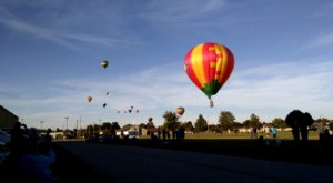 The Small Town Balloon Festival in Kansas You Simply Can't Miss This Fall
