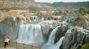 Idaho's Niagara Falls Is Too Beautiful For Words