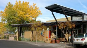 This Quaint Eatery In New Mexico Will Have You Feeling Like You're In A Fairytale