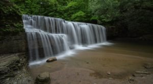 This Waterfall In Minnesota Is So Hidden You'll Probably Have It All To Yourself