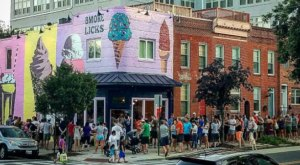 This Epic Ice Cream Shop In Maryland Is Everything You've Ever Wanted