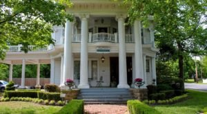 Spend The Night In This Historical Oklahoma Home For A One Of A Kind Experience