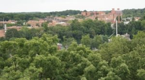 The Breathtaking Overlook In Delaware That Lets You See For Miles And Miles