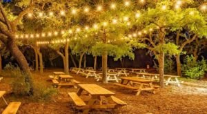 You'll Love Lounging Under The Oak Trees At This 21-Acre Brewery Near Austin