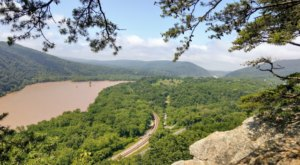 This 1.5 Mile Hike In Maryland Leads To The Dreamiest Overlook