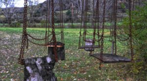 The Haunted Playground In West Virginia That Will Send Shivers Down Your Spine