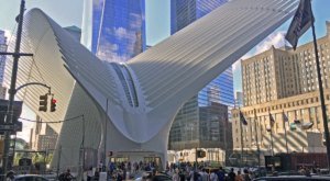This NYC Subway Station Just Opened For The First Time Since 9/11