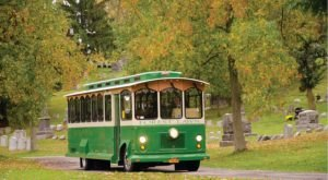 The Unique Trolley Tour In Buffalo That Only Gets Better With Time